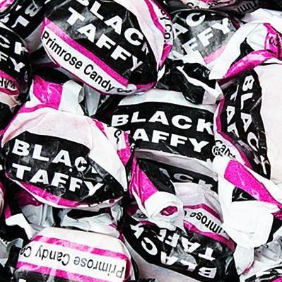 Black Licorice Taffy