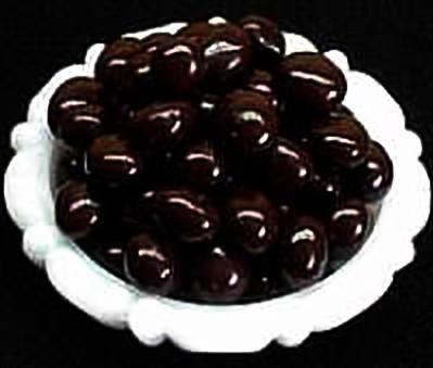 Chocolate Cordials. Blackberry Brandy