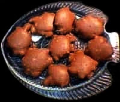 Milk Chocolate Pecan Caramel Patties