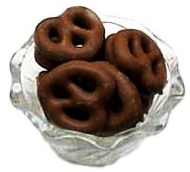 Pretzels <BR>(Milk Chocolate Covered)