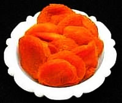 Apricot Halves, Sulfured