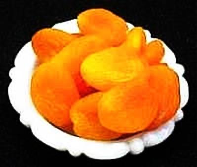 Turkish Apricots, Sulfured