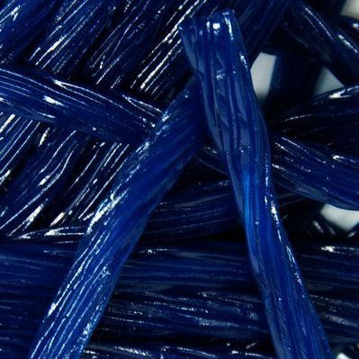 Blue Raspberry Licorice Twists
