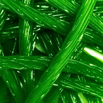 Green Apple Licorice Twists