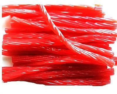 Watermelon Licorice Twists