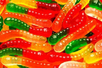 Gummy Small Worms Collection - Additional View