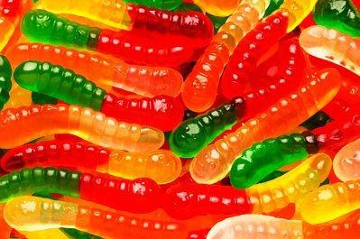 Gummi Worms Small