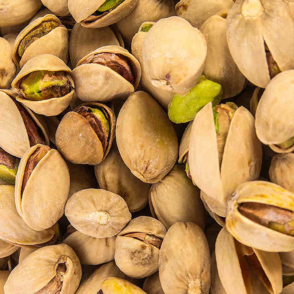 California Pistachios <BR>(Roasted and Salted)