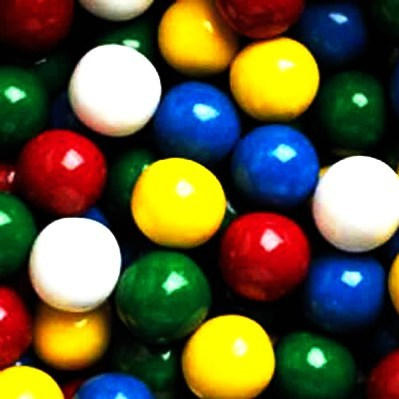 Assorted Colossal Gumballs