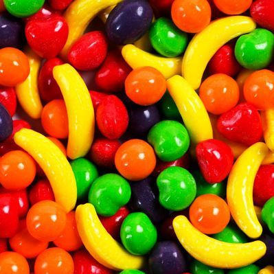Fruit Runts Candy Collection