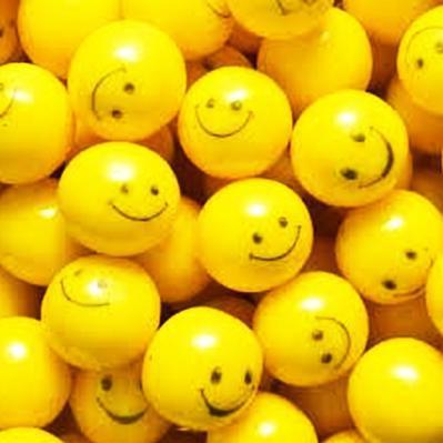 Smiley Gumballs