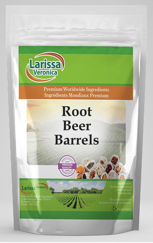 Root Beer Barrels
