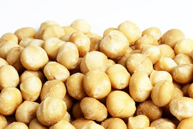 Macadamia Nuts <BR>(Natural and Raw)
