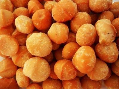 Macadamia Nuts, Roasted and Salted