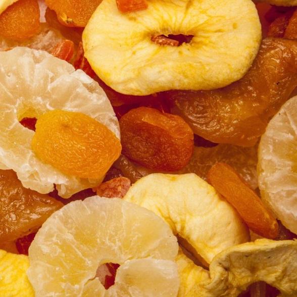 Mixed Fruit (Sulfured)