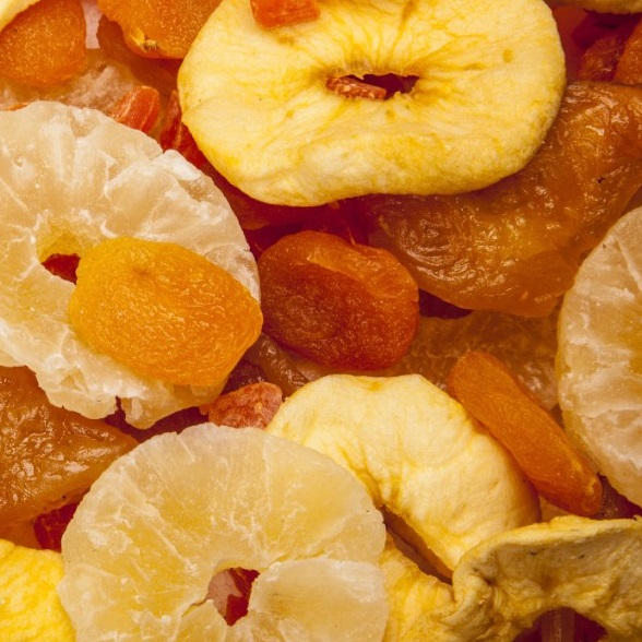 Mixed Fruit <BR>(Sulfured)