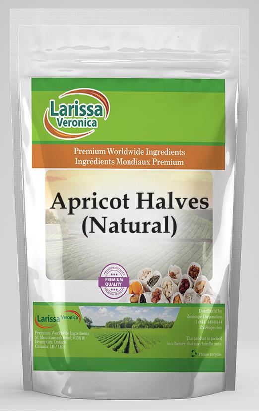 Apricot Halves (Natural)