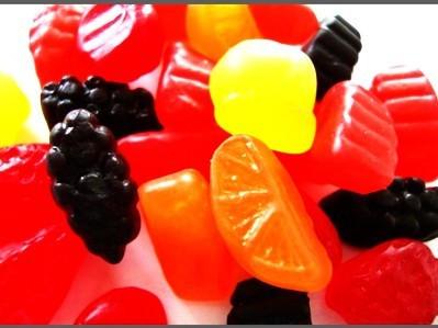 Fruit Snacks Gummy Candy