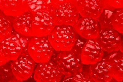 Gummi Red Raspberries