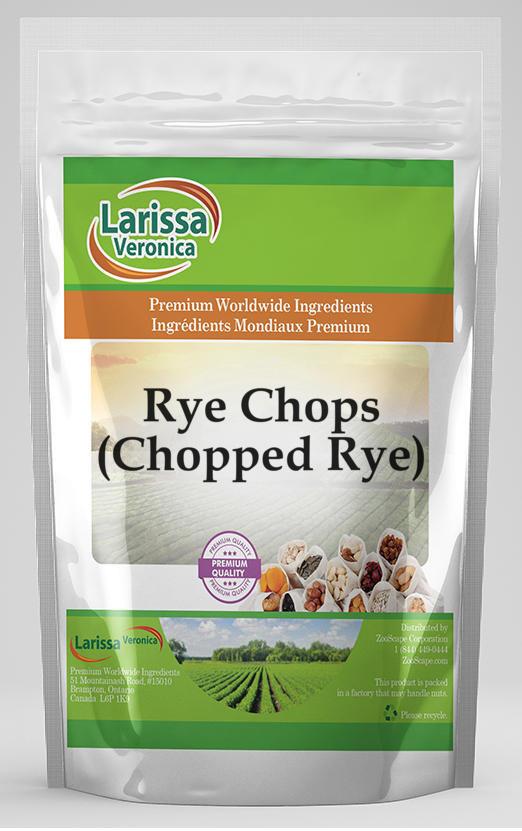 Rye Chops (Chopped Rye)