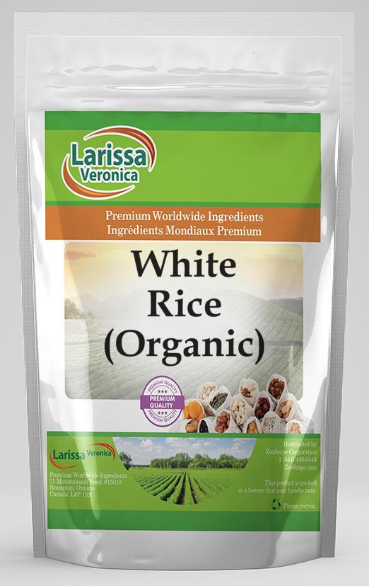White Rice (Organic)