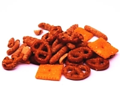 Nutty Cheddar Mix