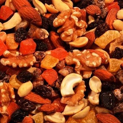 Hawaiian Fruit and Nut Mix