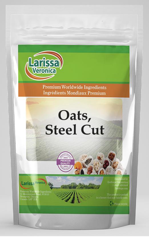 Oats, Steel Cut