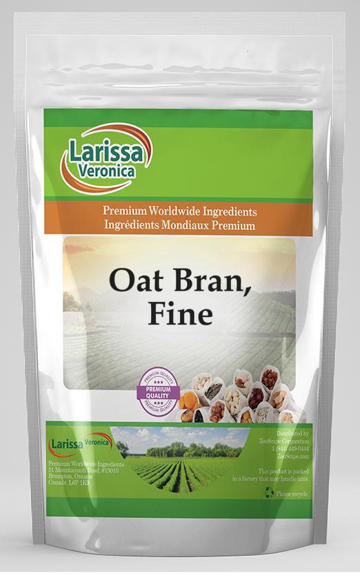 Oat Bran, Fine