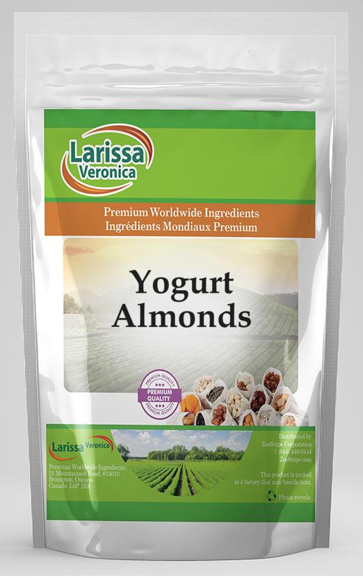 Yogurt Almonds