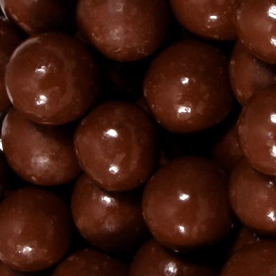Milk Chocolate Covered Malt Balls