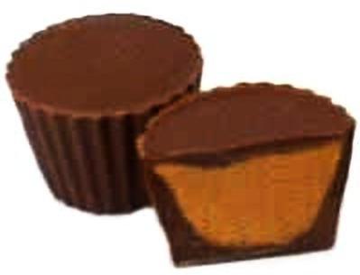 Mini Peanut Butter Cups (Sugar Free)