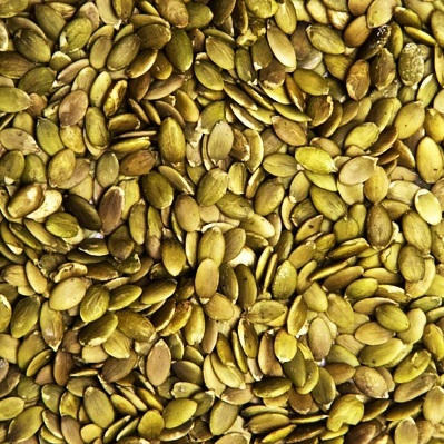 Pumpkin Seeds <BR>(Organic, Hulled, Raw)