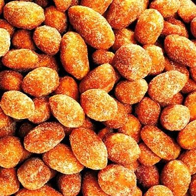 Peanuts <BR>(Honey Roasted)