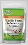 Vanilla Beans, Indonesian, Organic