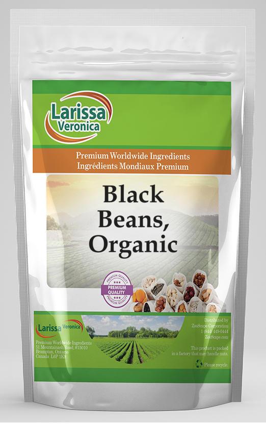 Black Beans, Organic