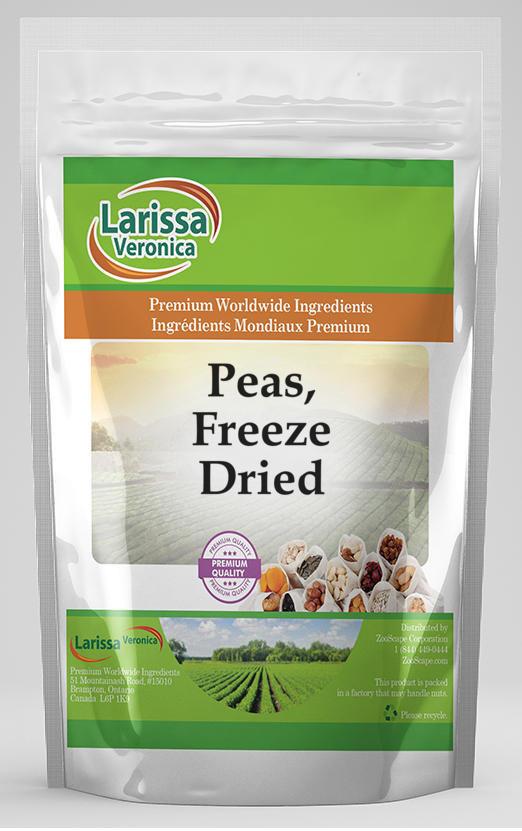 Peas, Freeze Dried