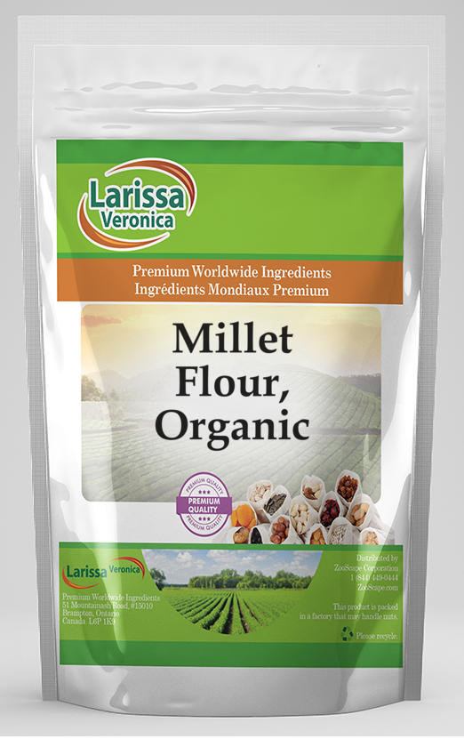 Millet Flour, Organic