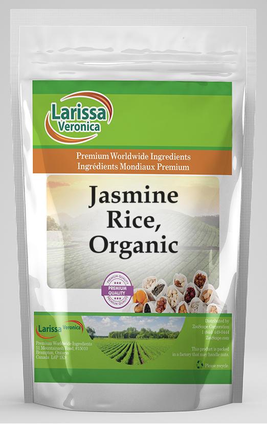 Jasmine Rice, Organic