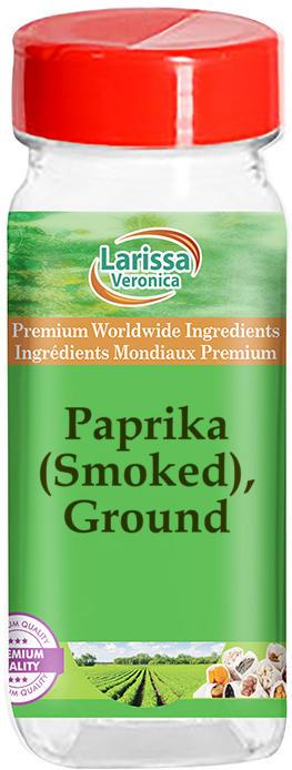 Paprika (Smoked), Ground