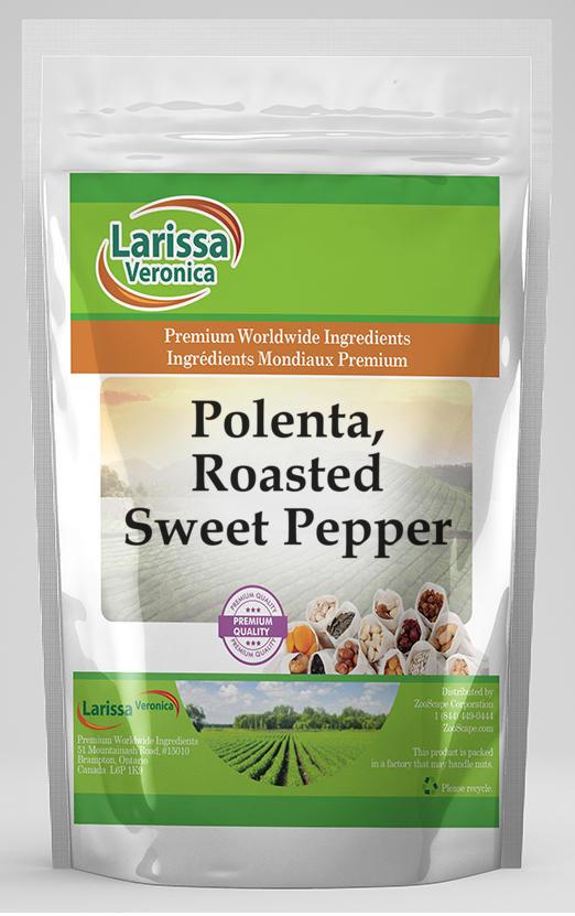 Polenta, Roasted Sweet Pepper