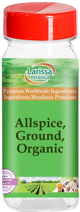 Allspice (Ground, Organic)