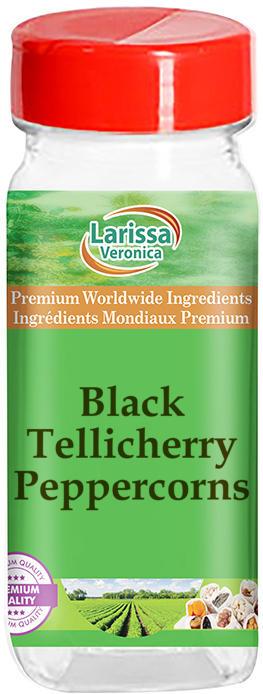 Black Tellicherry Peppercorns