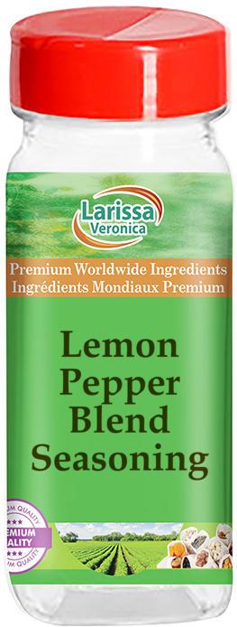 Lemon Pepper Blend Seasoning
