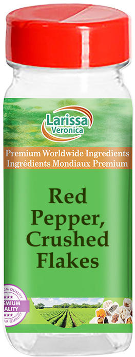 Red Pepper, Crushed Flakes