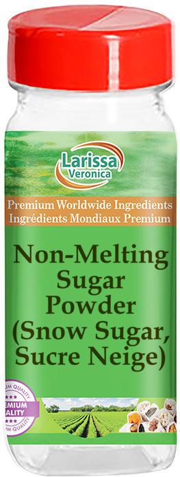 Non-Melting Sugar Powder (Snow Sugar, Sucre Neige)