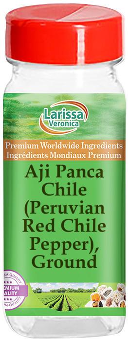 Aji Panca Chile (Peruvian Red Chile Pepper), Ground