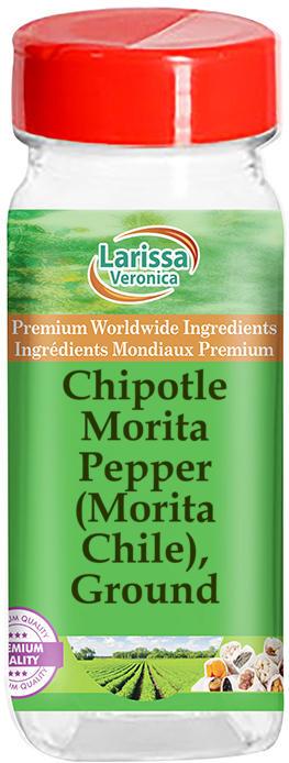 Chipotle Morita Pepper (Morita Chile), Ground