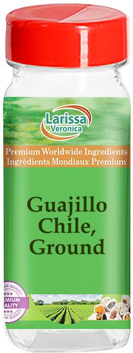 Guajillo Chile, Ground