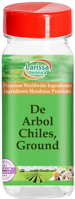 De Arbol Chiles, Ground